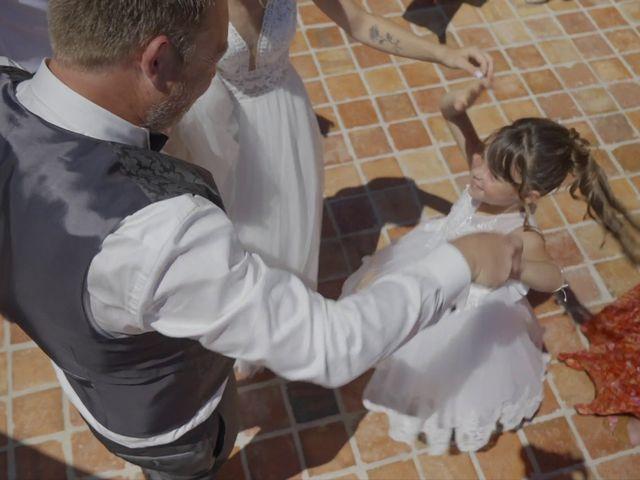 Le mariage de Damien et Elsa à La Cadière-d'Azur, Var 14