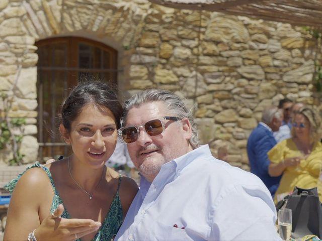 Le mariage de Damien et Elsa à La Cadière-d'Azur, Var 17