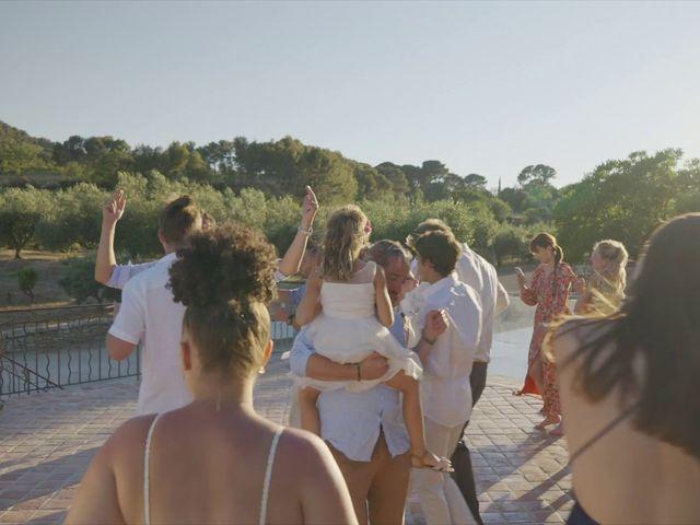 Le mariage de Damien et Elsa à La Cadière-d'Azur, Var 18