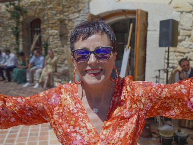 Le mariage de Damien et Elsa à La Cadière-d'Azur, Var 21