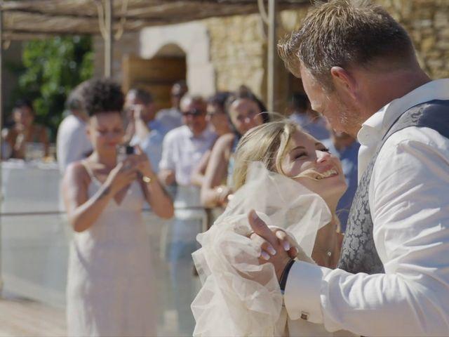 Le mariage de Damien et Elsa à La Cadière-d'Azur, Var 25