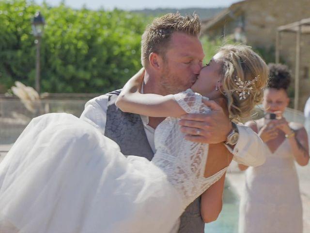 Le mariage de Damien et Elsa à La Cadière-d'Azur, Var 26