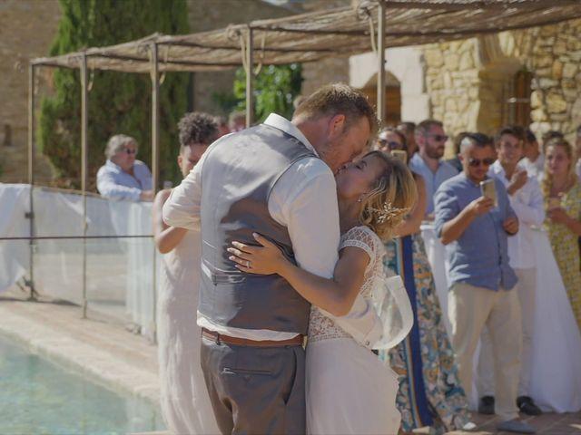 Le mariage de Damien et Elsa à La Cadière-d'Azur, Var 28