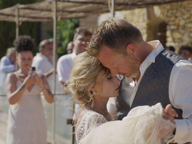 Le mariage de Damien et Elsa à La Cadière-d'Azur, Var 31
