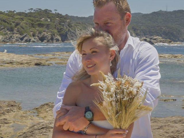 Le mariage de Damien et Elsa à La Cadière-d'Azur, Var 33