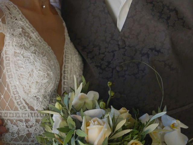 Le mariage de Damien et Elsa à La Cadière-d'Azur, Var 34