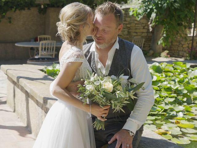 Le mariage de Damien et Elsa à La Cadière-d'Azur, Var 35