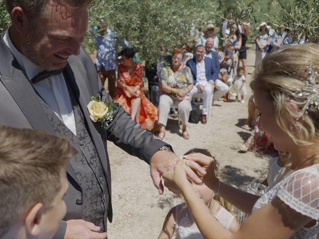 Le mariage de Damien et Elsa à La Cadière-d'Azur, Var 39