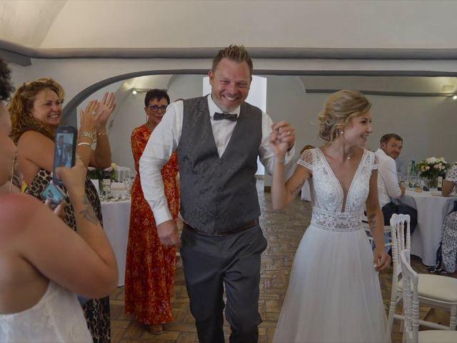 Le mariage de Damien et Elsa à La Cadière-d'Azur, Var 42