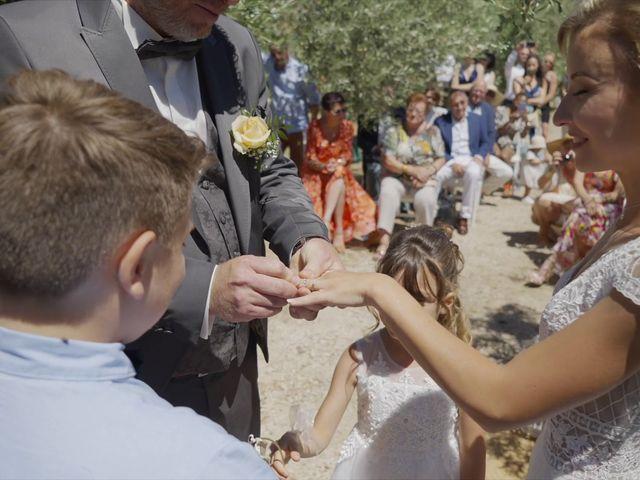 Le mariage de Damien et Elsa à La Cadière-d'Azur, Var 47