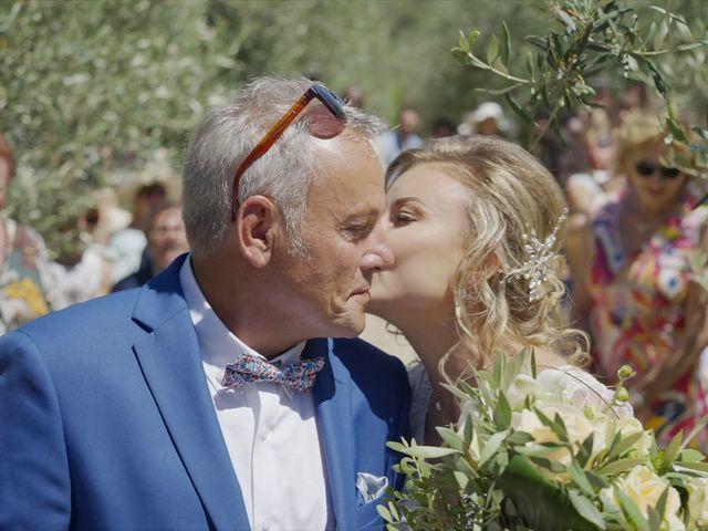 Le mariage de Damien et Elsa à La Cadière-d'Azur, Var 48