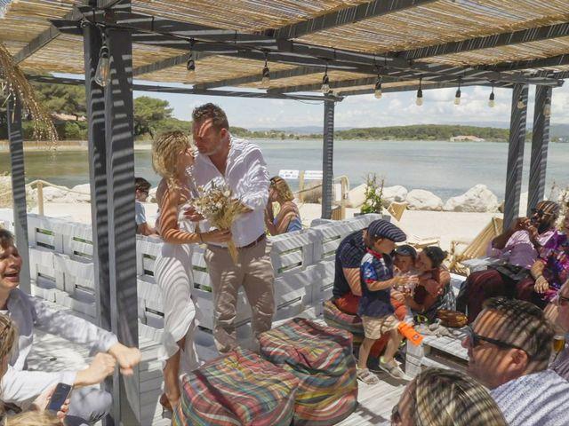 Le mariage de Damien et Elsa à La Cadière-d'Azur, Var 65