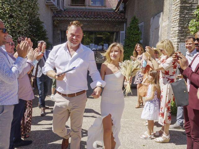 Le mariage de Damien et Elsa à La Cadière-d'Azur, Var 69