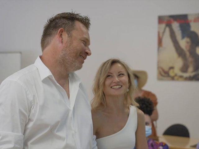 Le mariage de Damien et Elsa à La Cadière-d'Azur, Var 70