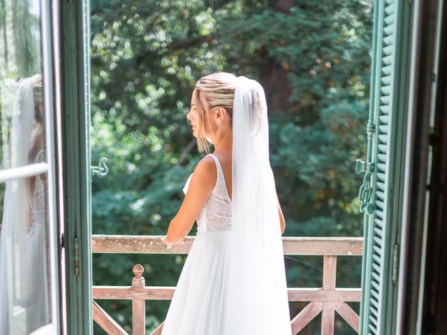 Le mariage de Nicolas et Mélanie à Le Muy, Var 12