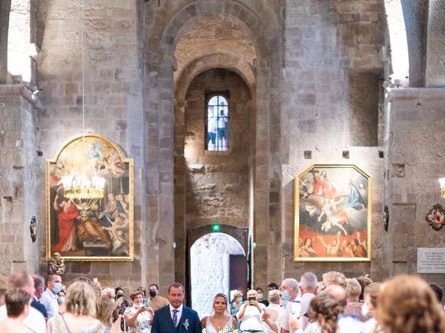Le mariage de Nicolas et Mélanie à Le Muy, Var 14