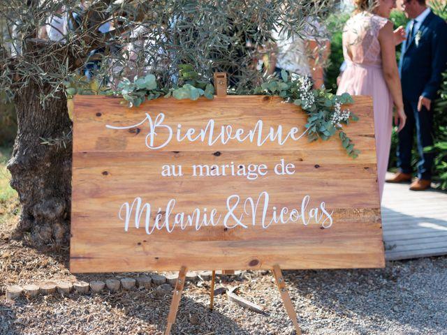 Le mariage de Nicolas et Mélanie à Le Muy, Var 24