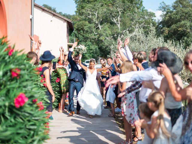 Le mariage de Nicolas et Mélanie à Le Muy, Var 25