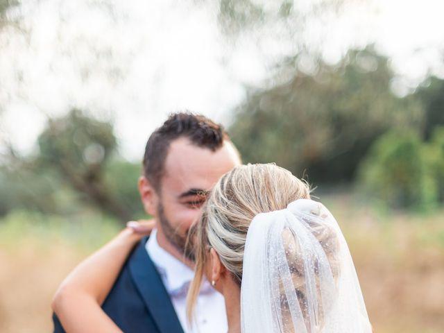 Le mariage de Nicolas et Mélanie à Le Muy, Var 33