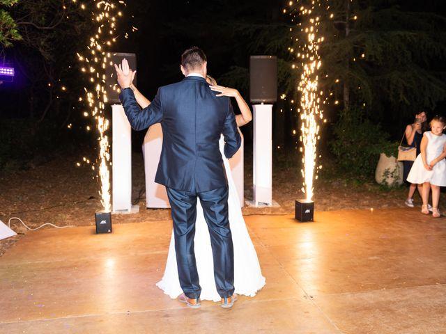 Le mariage de Nicolas et Mélanie à Le Muy, Var 43