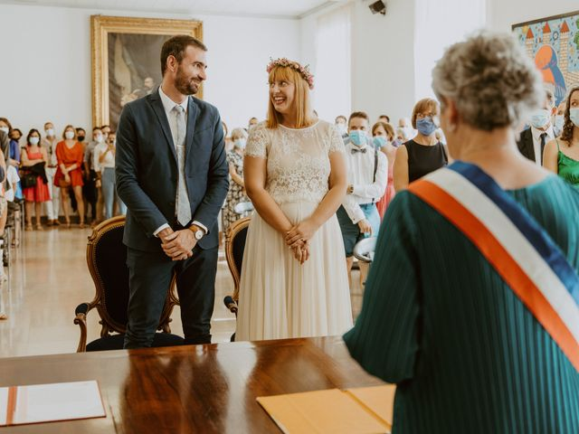 Le mariage de Pierre et Annabelle à Cahors, Lot 1