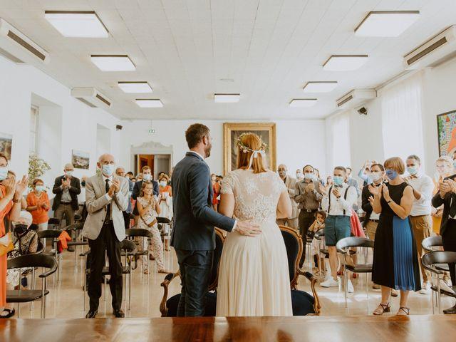 Le mariage de Pierre et Annabelle à Cahors, Lot 6