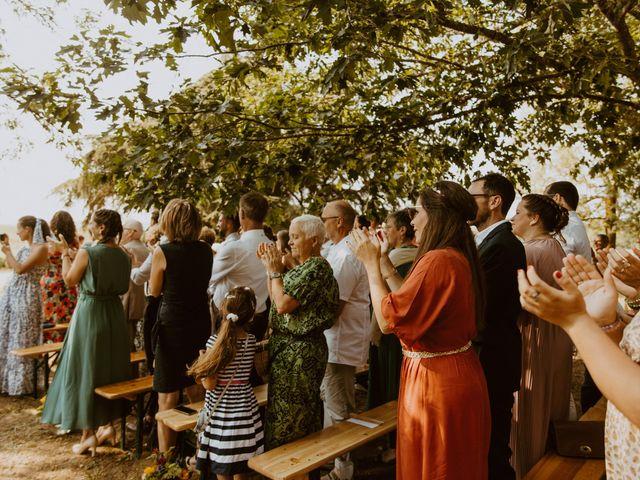 Le mariage de Pierre et Annabelle à Cahors, Lot 46