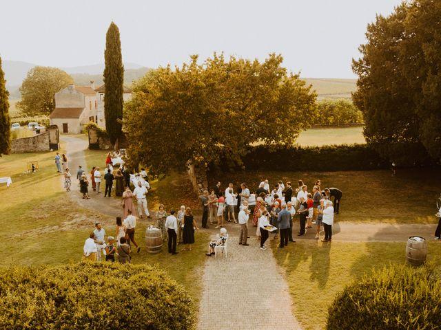 Le mariage de Pierre et Annabelle à Cahors, Lot 65