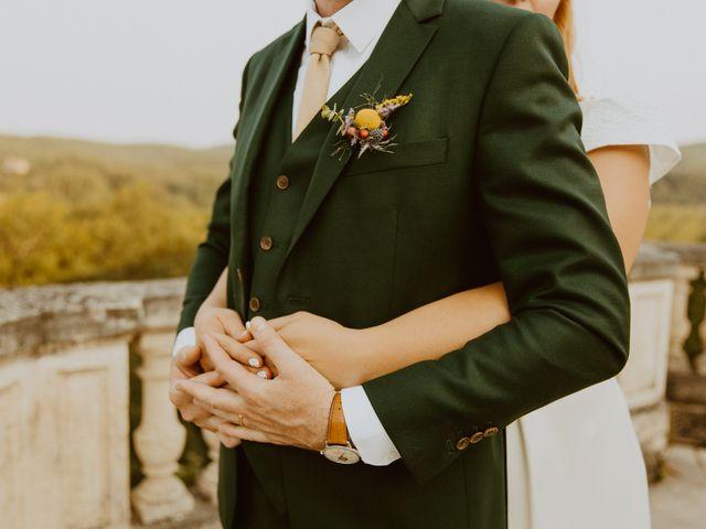 Le mariage de Pierre et Annabelle à Cahors, Lot 69