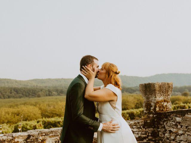 Le mariage de Pierre et Annabelle à Cahors, Lot 78