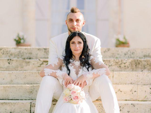 Le mariage de Coralie et Anthony
