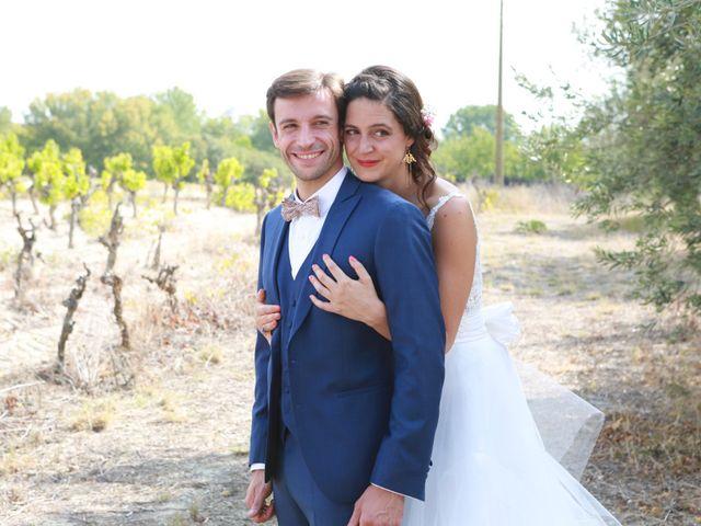 Le mariage de Thomas et Sophie à Capestang, Hérault 33