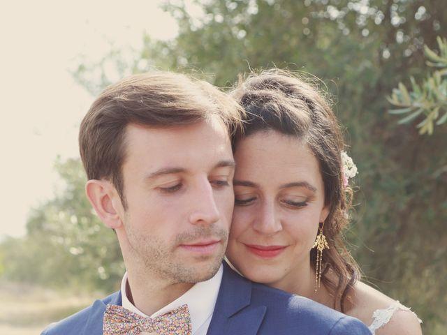 Le mariage de Thomas et Sophie à Capestang, Hérault 34