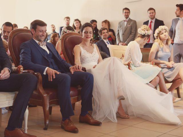 Le mariage de Thomas et Sophie à Capestang, Hérault 37