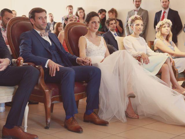 Le mariage de Thomas et Sophie à Capestang, Hérault 38