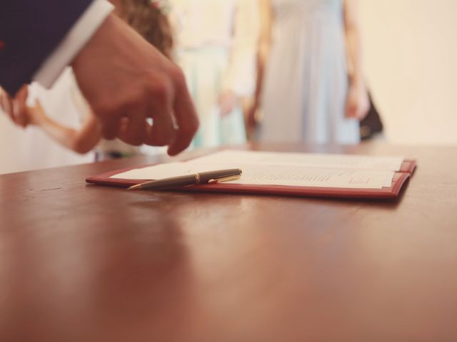 Le mariage de Thomas et Sophie à Capestang, Hérault 40