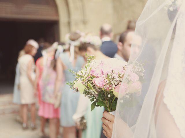 Le mariage de Thomas et Sophie à Capestang, Hérault 44