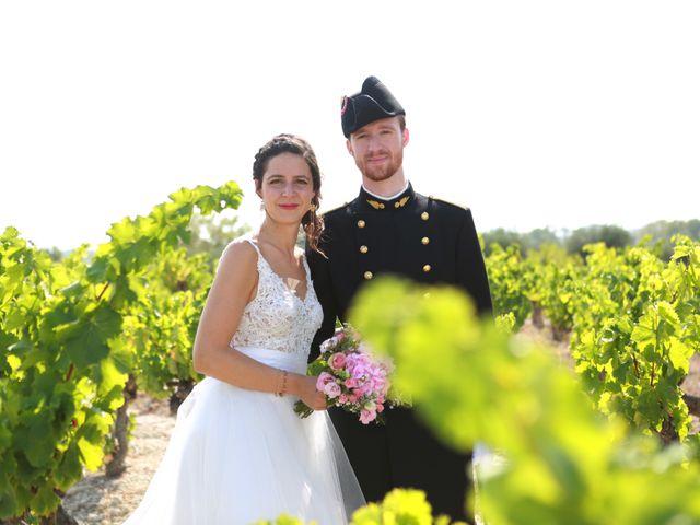 Le mariage de Thomas et Sophie à Capestang, Hérault 56