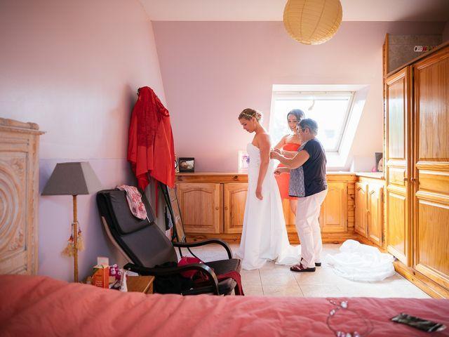 Le mariage de Jérôme et Sabrina à Elven, Morbihan 30