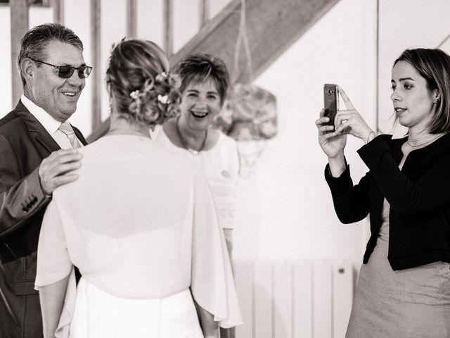 Le mariage de Jérôme et Sabrina à Elven, Morbihan 36