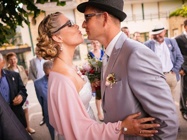 Le mariage de Jérôme et Sabrina à Elven, Morbihan 41