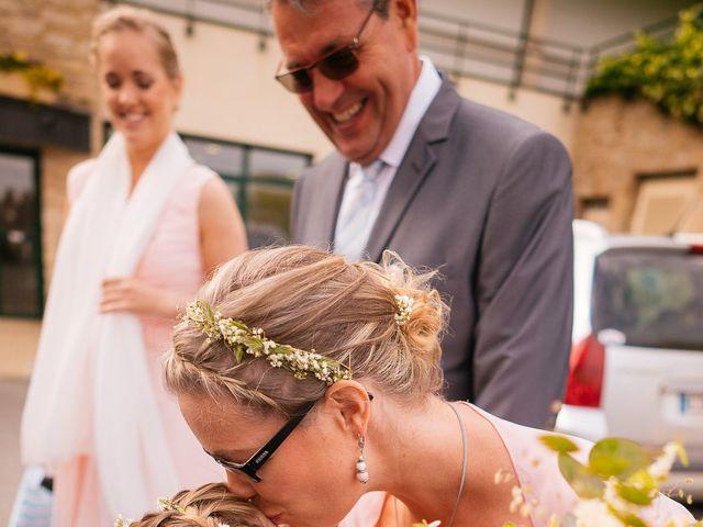 Le mariage de Jérôme et Sabrina à Elven, Morbihan 44