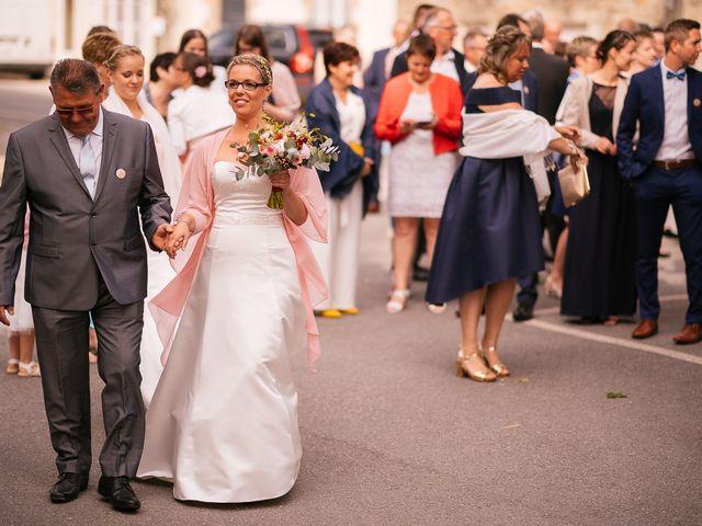 Le mariage de Jérôme et Sabrina à Elven, Morbihan 45