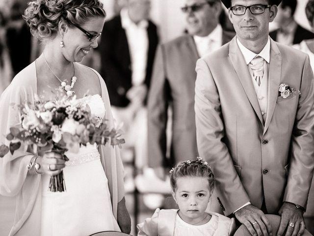 Le mariage de Jérôme et Sabrina à Elven, Morbihan 46