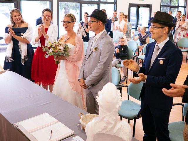 Le mariage de Jérôme et Sabrina à Elven, Morbihan 47