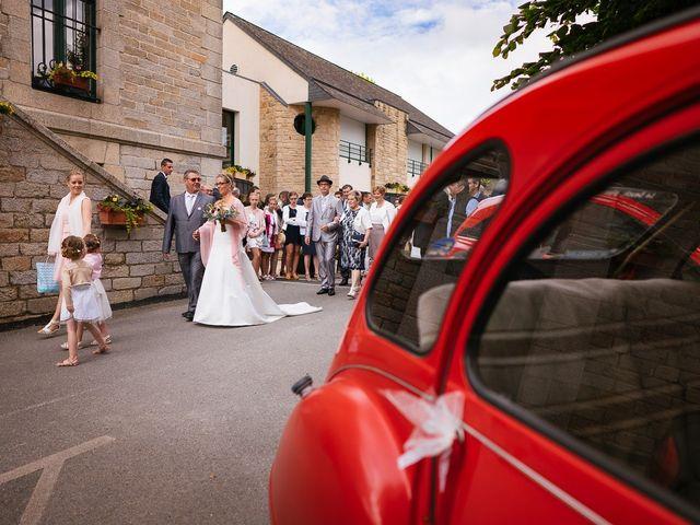 Le mariage de Jérôme et Sabrina à Elven, Morbihan 49
