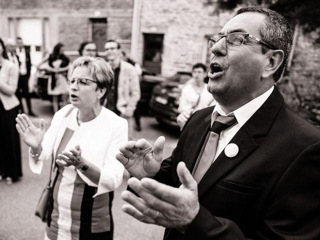 Le mariage de Jérôme et Sabrina à Elven, Morbihan 52