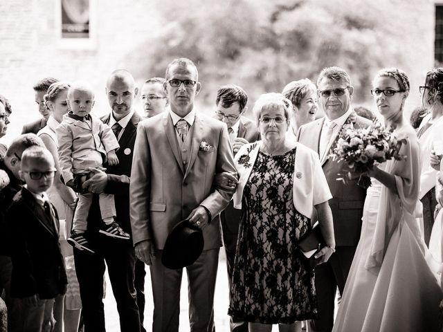 Le mariage de Jérôme et Sabrina à Elven, Morbihan 56