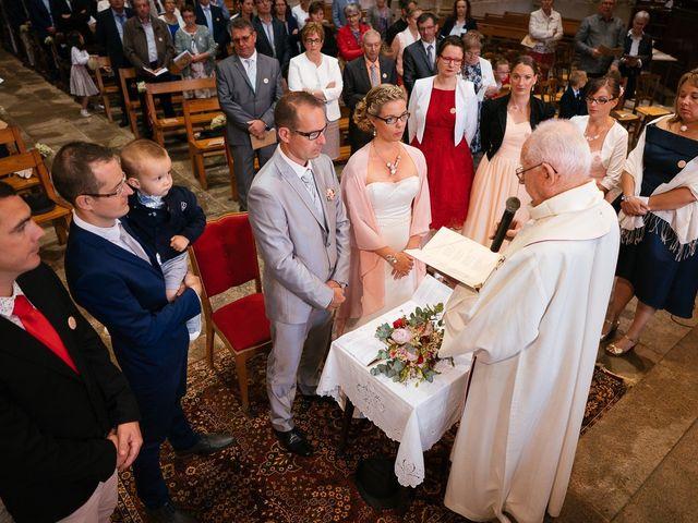Le mariage de Jérôme et Sabrina à Elven, Morbihan 64