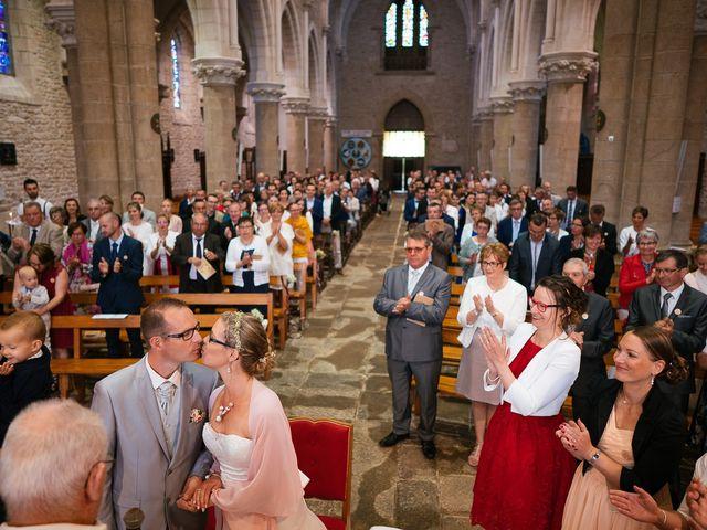Le mariage de Jérôme et Sabrina à Elven, Morbihan 66
